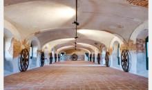 E' la principale sala chiusa per gli allestimenti e può ospitare fino a 300 ospiti placé